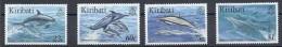 140011084  KIRIBATI  YVERT  Nº  371/4  **/MNH - Kiribati (1979-...)
