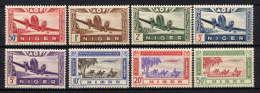 NIGER - N° A10/17* - AVIATION - Niger (1921-1944)