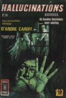 HALLUCINATIONS RECUEIL N°  3047 ( 1 2 ) BE AREDIT COMICS POCKET 09-1969 TRES RARE - Hallucination