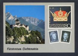 Liechtenstein. Ed. S. Eberle Nº 1421. Nueva - Sellos (representaciones)