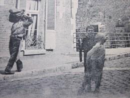 1905 Précurseur CPA De La Fére ( Nord De L'Aine 02 )l´ancien Beffroi Rue Passagère Pour Mont-Saint-Aignan Rouen - Fere En Tardenois