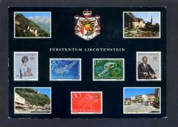Liechtenstein. Ed. Rud. Suter - Vaduz Nº 16869. Nueva. - Sellos (representaciones)