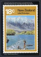 New Zealand. Ed. Post Office Philatelic Bureau... Serie 1 Nº 3. Nueva. - Sellos (representaciones)