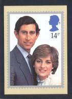 Reino Unido. Ed. Post Office Card Series PHQ 53(a) 7/81. Nueva. - Sellos (representaciones)