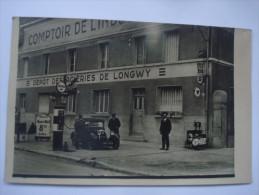 DEPOT DES ACIERIES DE LONGWY - Longwy