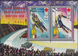 Guinea Ecuatoriaal - 1972 - Olympics, Olympiade, Olympiques - Sapporo 1972 - Postfris/MNH - Winter 1972: Sapporo