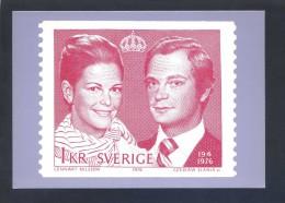 Suecia. Ed. Postverkets Tryckeri 1976. Nueva. - Sellos (representaciones)