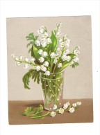 Gelukwensen   - (omstreeks 1880 / 1890) - 12  X 15 Cm. - Fiches Illustrées