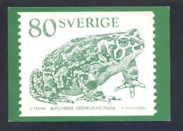 Suecia. Ed. Postverkets Tryckeri 1979. Nueva. - Sellos (representaciones)