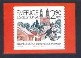 Suecia. Ed. Postens Tryckeri Stockholm 1986. Nueva. - Sellos (representaciones)