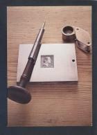 Suecia. *Original Engraving...* Ed. Postens Tryckeri 1981. Nueva. - Sellos (representaciones)
