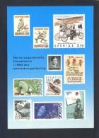 Suecia. *The Ten Most Popular Swedish Stamps 1984* Nueva. - Sellos (representaciones)