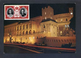 Monaco. Monte Carlo. *Le Palais...* Ed. Gilletta Nº 706. Nueva. - Sellos (representaciones)