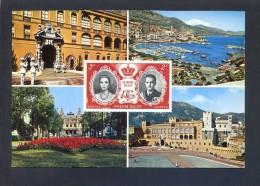 Monaco. Monte Carlo. *Souvenir...* Ed. Gilletta Nº 722. Nueva. - Sellos (representaciones)