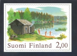Finlandia *Motivet...* Ed.PTS Filatelisektionen. Nueva. - Sellos (representaciones)