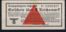 Deutsche Reich: Kriegsgefangenenen Lagergeld, Prisoner Of War Camp Money - Duitsland