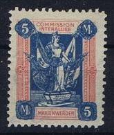 Deutsche Reich: Marienweder Mi 14xBb Reversed Watermark Kopfstehend WZ   RR  MH/* - Germany