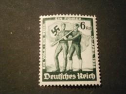 """Deutsches Reich Michel Nr. 662 """"Geburtstag Führer"""" Postfrisch - Allemagne"""