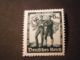 """Deutsches Reich Michel Nr. 663 """"Geburtstag Führer"""" Postfrisch - Allemagne"""