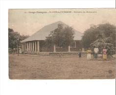 SAINT LOUIS DE L'OUBANGHI HABITATION DES MISSIONNAIRES-CONGO FRANCAIS - Congo - Brazzaville