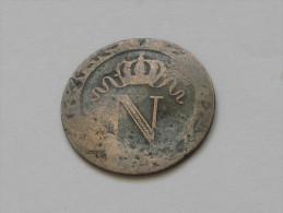 10 Centimes 1810 I  Napoléon 1er -  1er Empire - **** EN ACHAT IMMEDIAT **** - D. 10 Centesimi