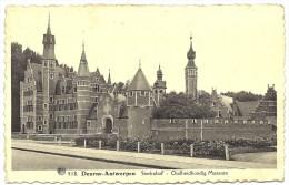 DEURNE-Antwerpen - Sterkkxhof - Oudheidkundig Muzeum - Antwerpen