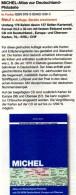 MlCHEL Atlas Deutschland-Philatelie 2013 Neu 79€ Mit CD-Rom Postgeschichte A-Z Mit Nummernstempeln Catalogue Of Germany - Livres, BD, Revues