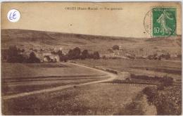 ORGES Vue Générale - France