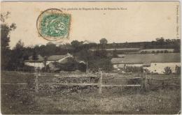 Vue Générale De NOYERS LE BAS Et De NOYERS LE HAUT - Autres Communes