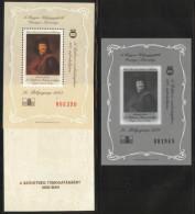 HUNGARY-2003.Commemorativ  Sheet  Set - Ferenc II.Rákóczi / Normal/Souvenir Versions MNH! - Feuillets Souvenir
