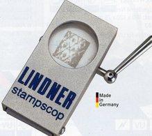 Wasserzeichen-Sucher Stampscope Neu 85€ LINDNER Prüfen Von WZ Auf Briefmarken Check Of Stamps Paper Wmkd.offer 9111 - Miniatures Décoratives