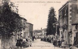 Le Tallud Ste Gemme : L'entrée Du Bourg - France