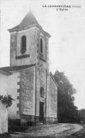 La Jaudonnière : L'église - France