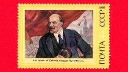 Nuovo - MNH - RUSSIA  - URSS - CCCP - 1976 - 106 Anni Della Nascita Di Lenin - P. Vasiliev - 4 - Unused Stamps