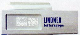 Letterscope Wasserzeichen-Sucher Neu 93€ Prüfen Von WZ Auf Briefen/Karten Check Of Stamps Paper Wmkd. LINDNER Offer 9110 - Tarjetas Telefónicas