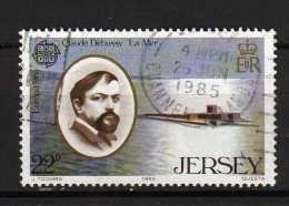 Jersey Y&t N° 343.oblitérés   (527) - Jersey