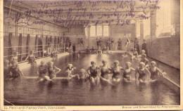 WANDSBEK - Reichardt-Kakao-Werk - Brause Und Schwimmbad Für Arbeiterinnen - Wandsbek