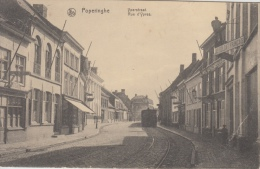 Poperinge        Ieperstraat  Tram          Scan 6483 - Poperinge