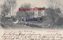 -- P  7  --  Eylau Artell.Off.casino  9.9.1903  N. Nieder Neundorf - Ostpreussen