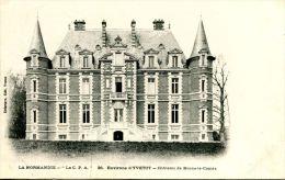 N°36491 -cpa Environs Yvetot -chateau De Baons Le Comte- - Yvetot
