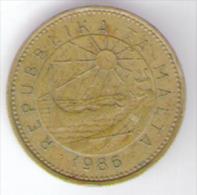 MALTA 1 CENT 1986 - Malta