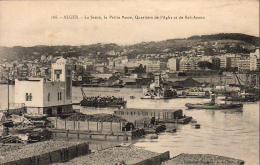 ALGERIE  ALGER   La Santé, La Petite Passe, Quartiers De L' Agha Et De Bab- Azoun  ..... - Algerien