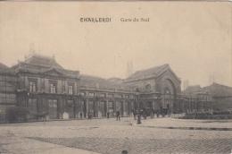 Charleroi     Station Gare Du Sud           Scan 6541 - Charleroi