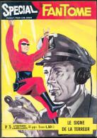 Spécial Le FANTÔME 75 : Le Signe De La Terreur ( Morse Signal ) + Rip Kirby ( John Prentice ) éo REMPARTS 1969 TTBE/NEUF - Phantom