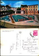 30921) Cartolina Viaggiata - Marina Di Massa - Colonia Ettore Motta - Carrara