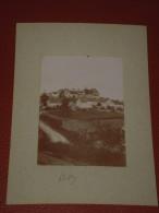 Photographie Ancienne Vers 1890 BILLY 03 Allier Village - Format 11 X 8 Cm. Montée Sur Carton - Photographs