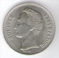 VENEZUELA 1 BOLIVAR 1990 - Venezuela