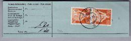 Heimat GR SÜS 1939-05-26  Auf Grossem  Anrechnungskartenteil Mit Paar Zu.# 140z - Suisse