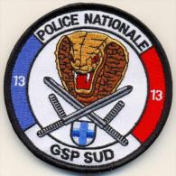 POLICE NATIONALE - GSP SUD 13 MARSEILLE - Police & Gendarmerie