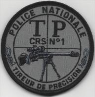 POLICE NATIONALE - TIREUR DE PRECISION - CRS - Police & Gendarmerie